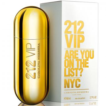 Carolina Herrera HERRERA 212 VIP WOMAN EDP