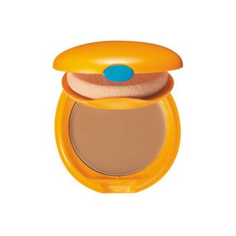 Shiseido Shiseido Tanning SPF6 - Honey - Compact Foundation