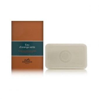 Hermes Hermes Orange Verte Soap