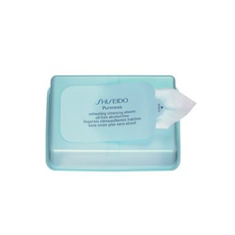 Shiseido Shiseido Pureness Refreshing Cleansing Sheets