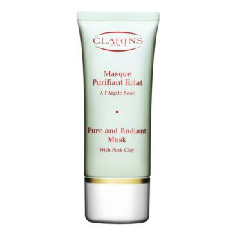 Clarins Clarins Masque Purifiant Eclat - Pure and Radiant Mask Pink Clay