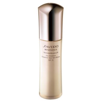 Shiseido Shiseido Benefiance Wrinkle Resist 24 SPF15 Day Emulsion