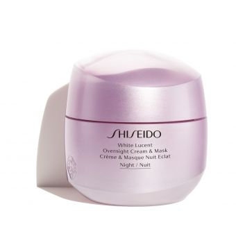Shiseido Shiseido White Lucent Overnight Cream & Mask