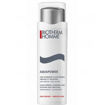 Biotherm Biotherm Homme Aquapower Sensitive Oligo-Thermal Hydrating Care Soothing & Fortifying