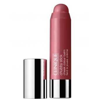 Clinique Chubby Stick Cheek Colour Balm · Plumped Up Peony