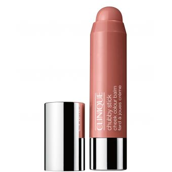 Clinique Chubby Stick Cheek Colour Balm 01 · Amped Up Apple