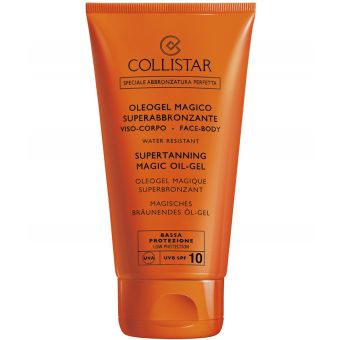 Collistar Collistar Supertanning Magic Oil-Gel SPF10
