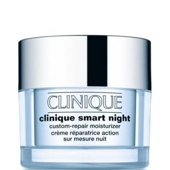 Clinique Clinique Smart NIGHT Moisturizer Type 2 - Gecombineerd Droog