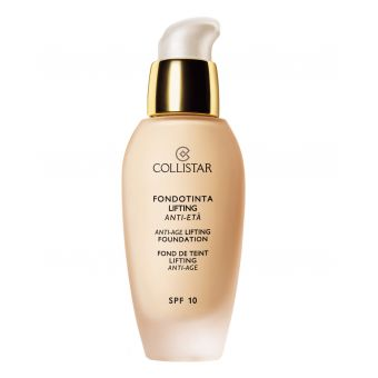 Collistar Collistar 02 Sand Beige Anti-age lifting foundation