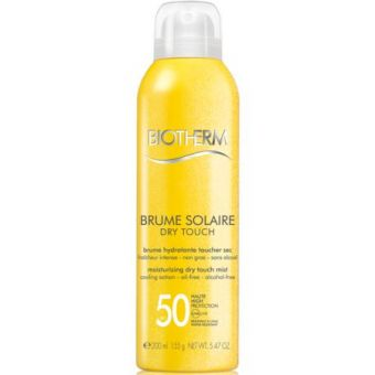 Biotherm Biotherme Brume Solaire Dry Touch Zonnespray SPF 50 Body