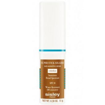 Sisley Paris Sisley super stick solaire sun sensitive areas colorless spf 30