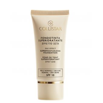 Collistar Collistar 02 Sand Silk effect supermoisturizing foundation