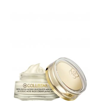 Collistar Collistar Pure Actives Glycolic Acid Rich Cream Perfect Skin Gezichtscreme