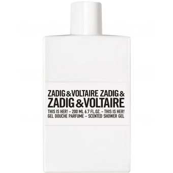 Zadig & Voltaire ZADIG & VOLTAIRE This Is Her! Shower gel