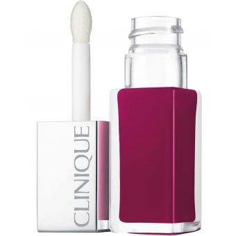 Clinique Clinique Lipgloss Pop Lacquer · 08 Peace  · Lip Colour + Primer