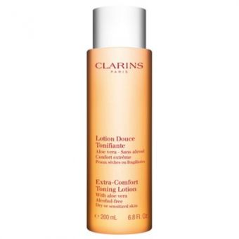 Clarins Clarins Lotion Douce Tonifiante - Extra Comfort Toning Lotion
