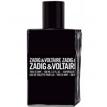 Zadig & Voltaire ZADIG & VOLTAIRE This Is Him! Eau de Toilette