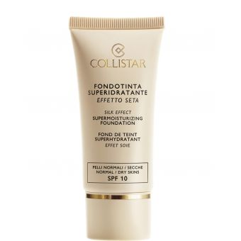 Collistar Collistar 04 Amber Silk effect supermoisturizing foundation