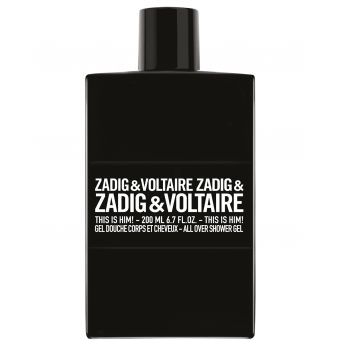 Zadig & Voltaire ZADIG & VOLTAIRE This Is Him! Shower gel