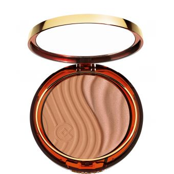 Collistar Collistar Duo 001 Bronzing Powder Cortina Topbalm
