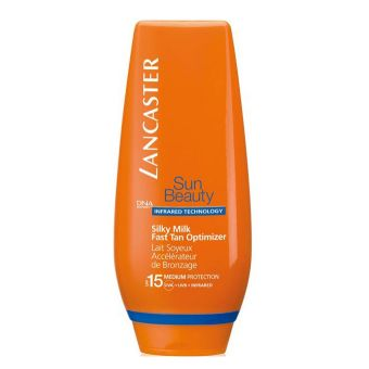 Lancaster Lancaster Sun Beauty Silky Milk Fast Tan Optimizer Spf 15