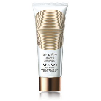 Sensai Sensai Silky Bronze Sun Spf 30 Protective Cream for Body