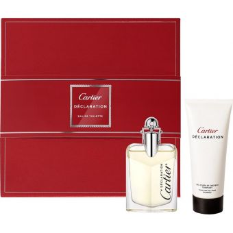 Cartier Cartier Declaration Eau De Toilette Set