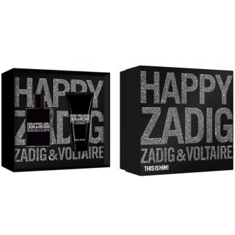 Zadig & Voltaire Zadig & Voltaire This Is Him Eau De Toilette Set