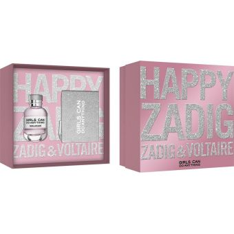 Zadig & Voltaire Zadig & Voltaire Girls Can Do Anything Eau De Parfum Set