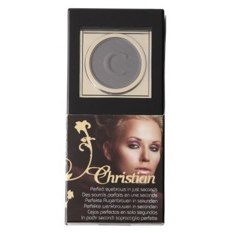 Christian Christian Charcoal Semi Permanente Wenkbrauw Make Up