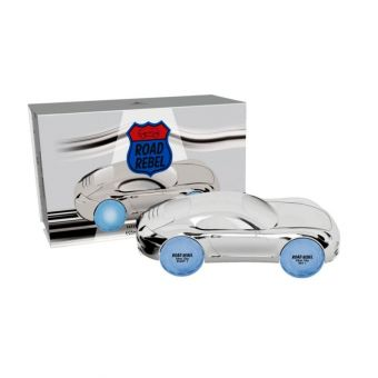 Gift Set Silver Car Eau de Parfum Gift Set