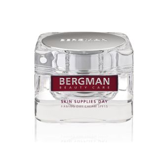 Bergman Beauty Care Bergman Skin Supplies Firming SPF 15 Day Cream