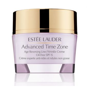 Estee Lauder Estee Lauder Advanced Time Zone Oil Free SPF15 Wrinkle Creme - Normal en Gecomineerde Huid