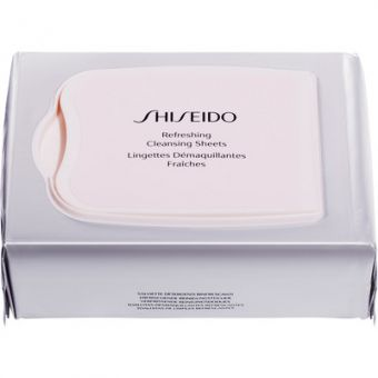 Shiseido Shiseido Daily Essentials Refreshing Cleansing Sheets