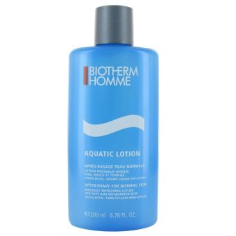 Biotherm Homme Biotherm Aquatic Lotion Intensely Refreshing Lotion