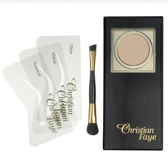Christian Christian Faye Eyebrow Powder Taupe
