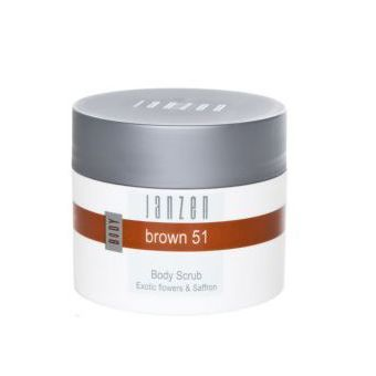 Janzen Janzen Brown 51 Body Scrub