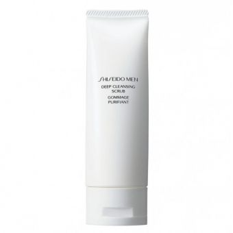 Shiseido Shisedo Men Deep Cleansing Scrub Gezichtsreiniging