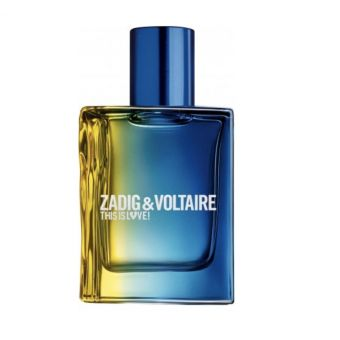 Zadig & Voltaire Zadig & Voltaire This is love eau de toilette The Pour Lui