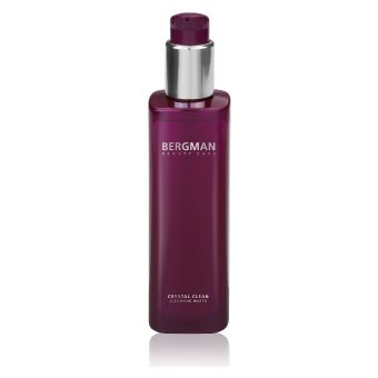 Bergman Beauty Care Bergman Crystal Clean Vochtregulerende Lotion Water Face Wash