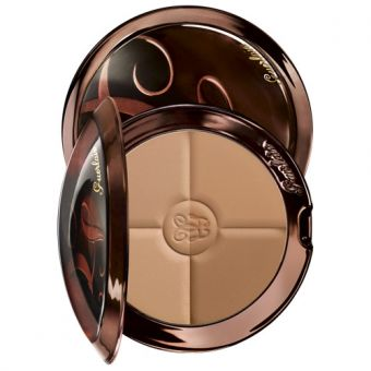 Guerlain Guerlain Terracotta 4 Seasons 03 Sheer Brunettes Bronzing Powder