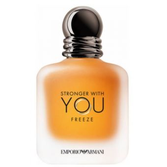 Giorgio Armani Stronger with you Freeze him Eau de Toilette
