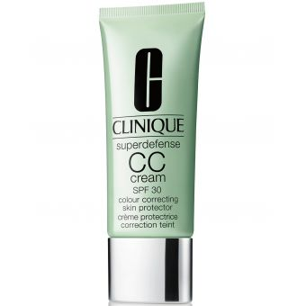 Clinique Clinique Superdefense CC Cream - Light - SPF 30 Colour Correcting Skin Protector
