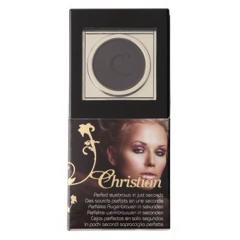 Christian Christian Black Semi Permanente Wenkbrauw Make Up