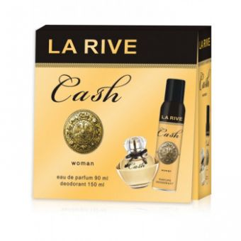 La Rive La Rive Cash Woman Eau de Toilette Set