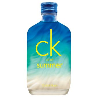 Calvin Klein CK One Summer 2015 Eau de Toilette Spray Limited Edition