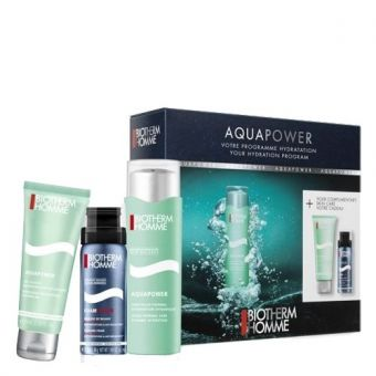 Biotherm Homme Biotherm Homme Aquapower Set