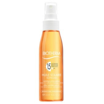 Biotherm Biotherm Soleil Huile Spf 15 Solaire Zonneolie