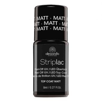 Alessandro Alessandro Striplac Top Coat Matt
