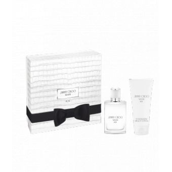 Jimmy Choo Jimmy Choo Man Ice Eau De Toilette Set